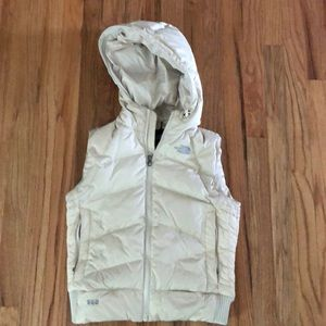 Northface Hooded Puff Vest